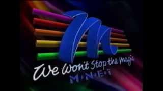 M-Net ident (1994)