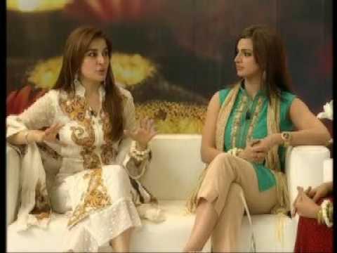 Noor & Dr. Shaista Wahidi on Nestle Nesvita WOS 09 TV Show Part 2