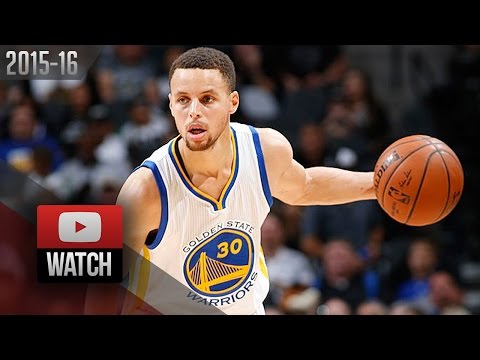Stephen Curry Full Highlights at Spurs (2016.04.10) - 37 Pts, MVP (GSW Feed)