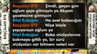 Erdoğan Bilal'i Azarlıyor