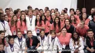 Championnat Europe Judo Montpellier 2014