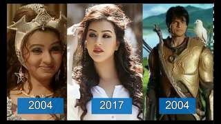 hatim cast then and now