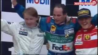 Gerhard Berger - Tribute Highlights