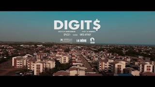 $pacely - Digits(Remix) ft. Kwesi Arthur (Official Video)