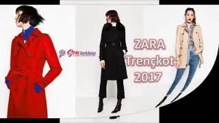 ZARA  Trençkot 2017 #SenFarklısın