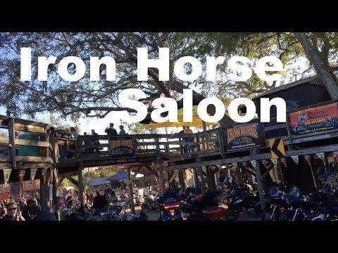 Xxx Mp4 Iron Horse Saloon Daytona Bike Week 2018 3gp Sex