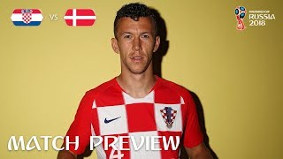 Ivan PERISIC (Croatia) - Match 52 Preview - 2018 FIFA World Cup™