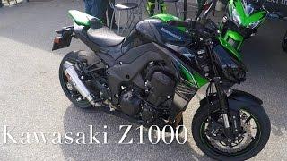 2017 Kawasaki Z1000 first impressions