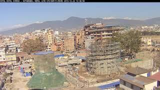 KATHMANDU - NEPAL LIVE STREAM - AXIS P3367-VE