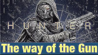 Destiny 2 beta later for now the hunters Way of the Gun