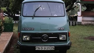 1987 Matador VAN are still maintained today in showroom condition