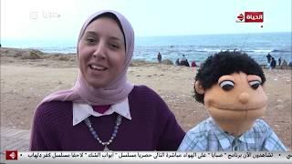 صبايا مع ريهام سعيد - فتاة تبتكر عروسة كرتونية لتعليم الأطفال السلوكيات الصحيحة