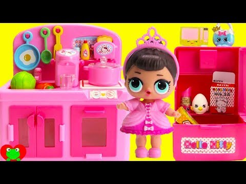 Xxx Mp4 Best Learning Kids Kitchen Video L O L Dolls And Shopkins Season 8 World Vacation 3gp Sex