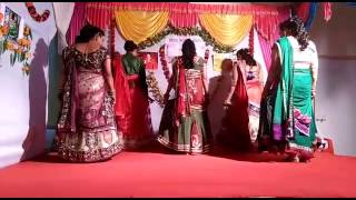Chham chham song from film Baghi