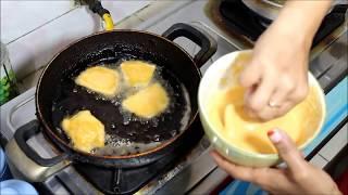 মচ্মচে বেগুনী | Bangladeshi Mochmoche Beguni Recipe