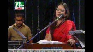 তারা ভরা রাতে | Tara Vora Raatey ✿ আলম আরা মিনু | Alam Ara Minu ✿ [Live] NTV