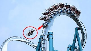 Top 10 Dangerous Amusement Rides Around The World In Urdu/Hindi .Most Dangerous Rides .
