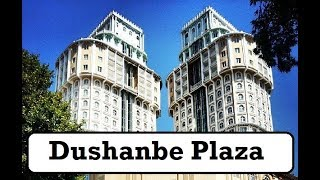 Tajikistan/Dushanbe (View from Dushanbe Plaza Complex) Part 11