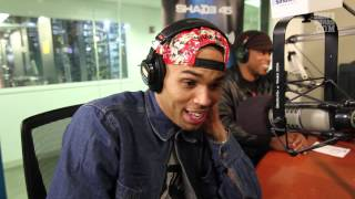 Chris Brown Gives Love Advice & Talks Relationship with Rihanna | Sway's Universe