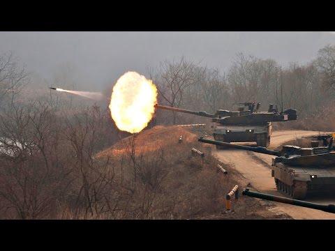 K2 Black Panther Live Fire 4K