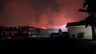 استمرار تأجج حرائق كاليفورنيا وارتفاع حصيلة القتلى إلى 56 شخصاً…