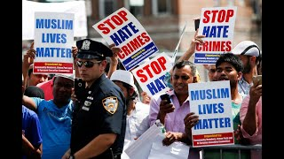 Post-election spike in hate crimes persists in 2017