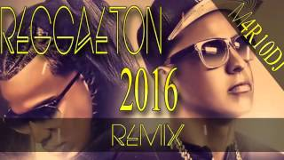 [ENGANCHADO] [Remix] REGGAETON 2016   VOL. 1 HD 720