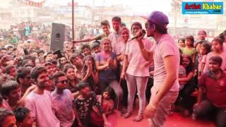 Bhadragol artists Pade and jigri HOLI comedy 2016 / पाँडे र जिग्रीको होली कमेडी