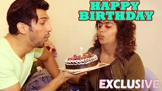 Manish Raisinghani Celebrates His Birthday With Avika Gor | Telly Reporter Exclusive