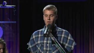 Justin Bieber - What Do You Mean (Acoustic) BBC Radio Live