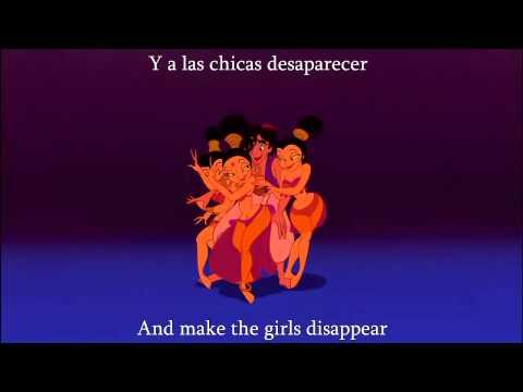 Xxx Mp4 Aladdin Friend Like Me In Lat Am Spanish W Subs Trans 3gp Sex