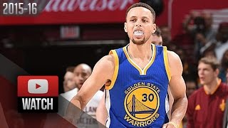 Stephen Curry Full Game 4 Highlights at Cavaliers 2016 Finals - 38 Pts, 6 Ast, SICK!