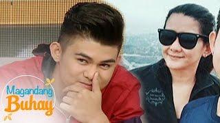 Magandang Buhay: Iñigo gives a message to his mom