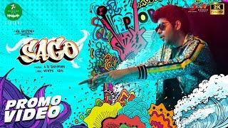 7UP Madras Gig - Season 2 - Sago Song Promo | A.R. Ameen | A R Rahman