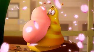 LARVA | BUBBLE GUM | Cartoon For Children | Funny Animated Cartoon | Cartoon TV