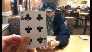 Probably The Best Card Trick Ever