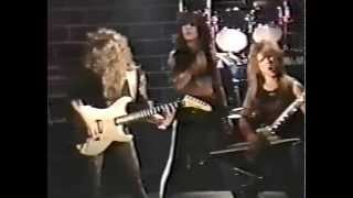 Jaded Lady - Live El Monte California. 1988 (Leather Angel)