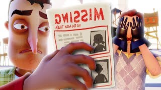 THIS COULD CHANGE EVERYTHING. || Hello Neighbor (BETA 3 Secrets Exploration)