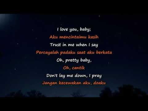 Lirik Lagu Can T Take My Eyes Off You Joseph Vincent Terjemahan Indo