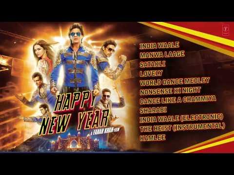 Happy New Year Full Audio Songs Jukebox Shah Rukh Khan Deepika Padukone
