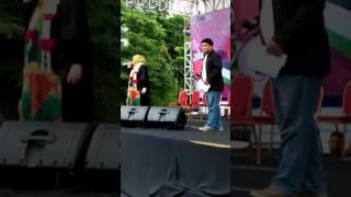 Melly Goeslaw feat. Irfan - Ada Apa Dengan Cinta @Tzorfas 2017 ICM