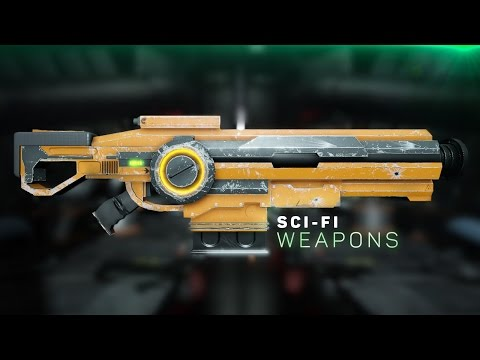 SCI-FI WEAPONS - Download Now!