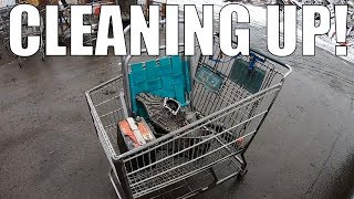 Taking Metal to The Scrap Yard and Getting Things Accomplished - Vlog