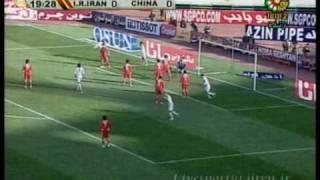 [Friendly Match] Iran vs China First Half Highlights