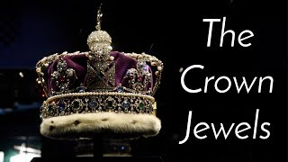 VISITING THE QUEEN CROWN JEWELS | Vlog #12