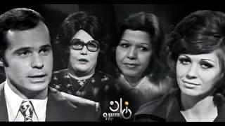 اثنين على الهواء׃ تحية كاريوكا ˖˖ سامية جمال