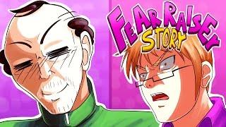 MY CREEPY GYM TEACHER! - Animated Awkward/Scary Story!