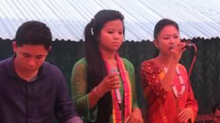 Buddist Chakma Song (Parky Chakma & Jonaki Chakma)