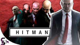 The Evolution of Graphics: Hitman (2000 - 2016)