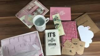 Bi Kutu Mutluluk Kutu Açılışı // KAHVE - Ekim 2016